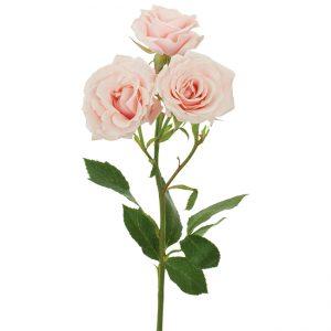 Roses Spray Pink Majolika