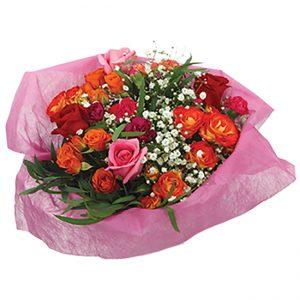Bouquet Hand Tied Queens