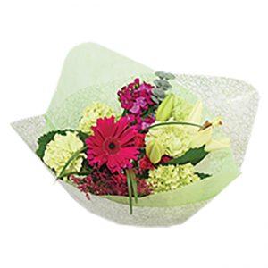 Bouquet Flower Fashion Green Queens