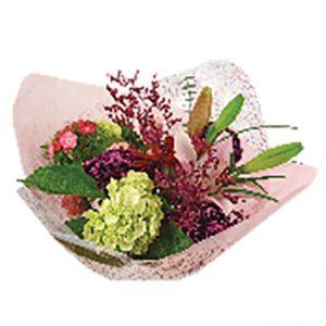 Bouquet Flower Fashion Pink Queens